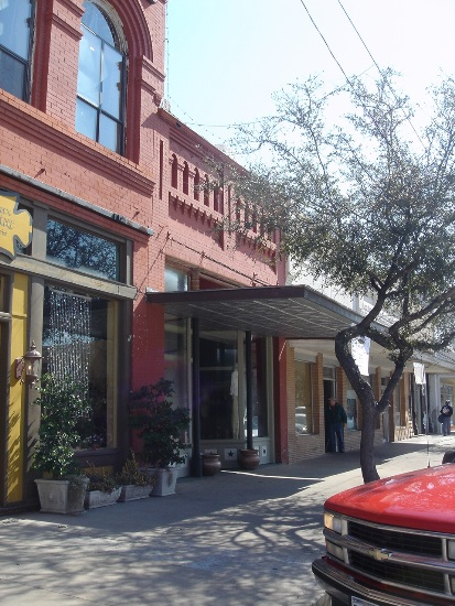 Historic Store Front